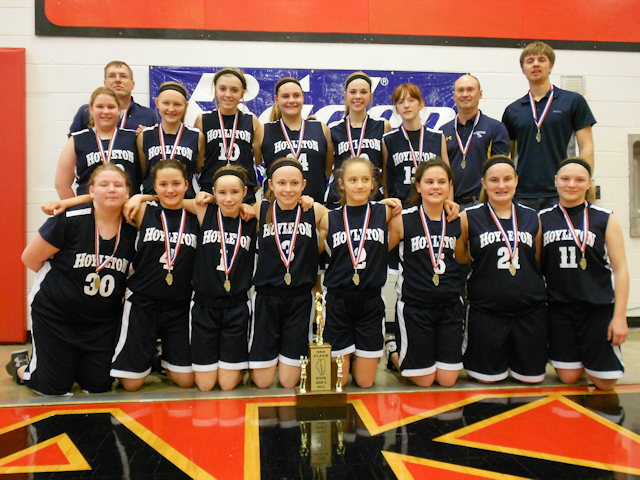2013 Class S Girls Basketball 3rd - Hoyleton-Grand Prairie Co-op