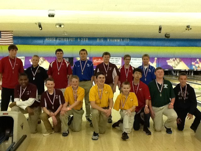 Boys Bowling Top 15