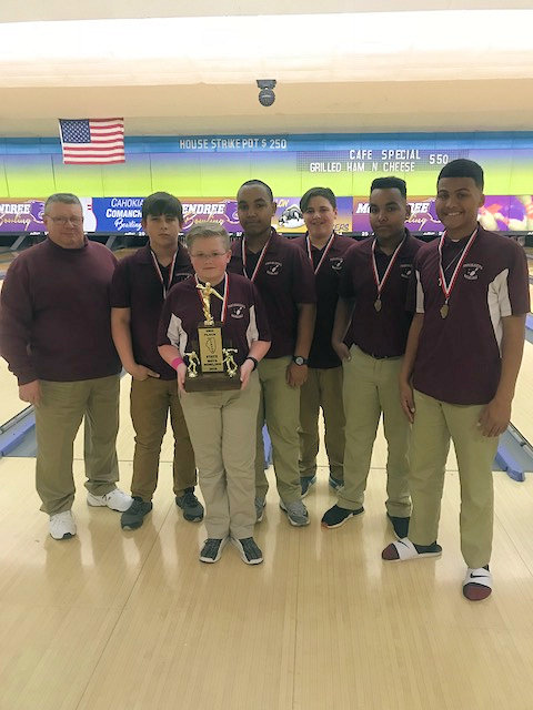 2018 Boys Bowling 3rd Collinsville