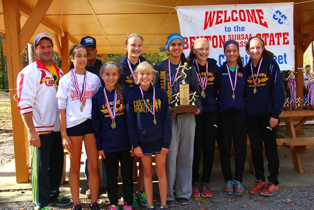 2014-Class-L-Girls-Cross-Country-4th-Place-Carriel-OFallon