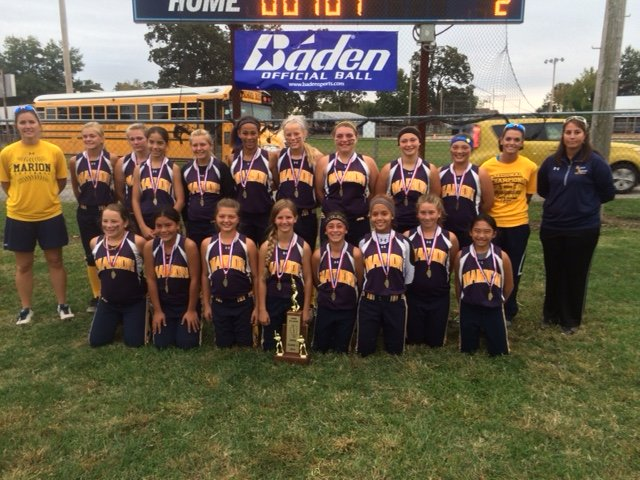 2014-Class-L-Softball-2nd-Place-Marion