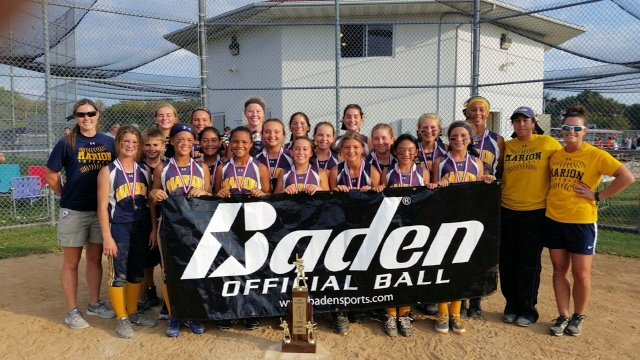 2015 Softball Class L State Champions - Marion
