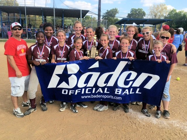 2015 Softball Class S 4th Place - Century