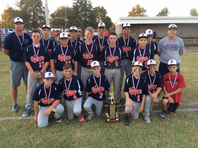 2016 Class M Baseball 2nd place Pinckneyville