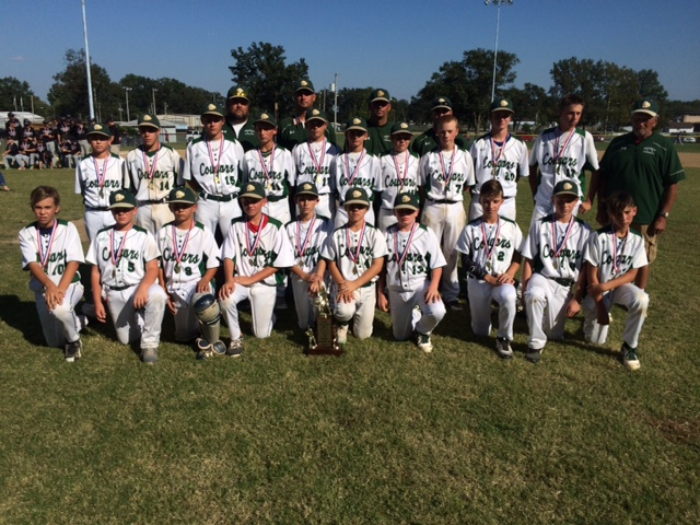 2016 Class M Baseball 4th place Smithton