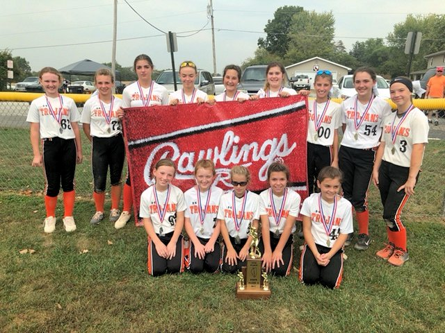 2017 Class S Softball 4th - Crab Orchard