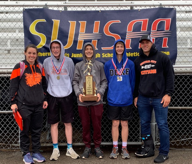 2019 SIJHSAA Class S Boys State Track 2nd Central City