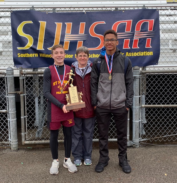 2019 SIJHSAA Class S Boys State Track 4th St Marks Lutheran