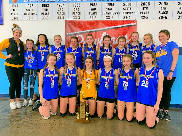 2019 SIJHSAA Class L Volleyball 2nd Fulton OFallon
