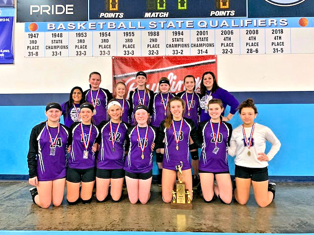 2019 SIJHSAA Class L Volleyball 4th Centralia
