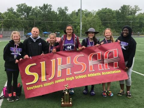 2019 SIJHSAA Class L Girls State Track 4th Mascoutah